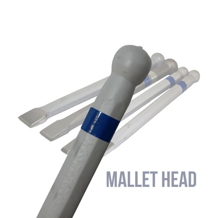 Faulds Marble Stone Heavy Duty Masonry Chisel Mallet Head