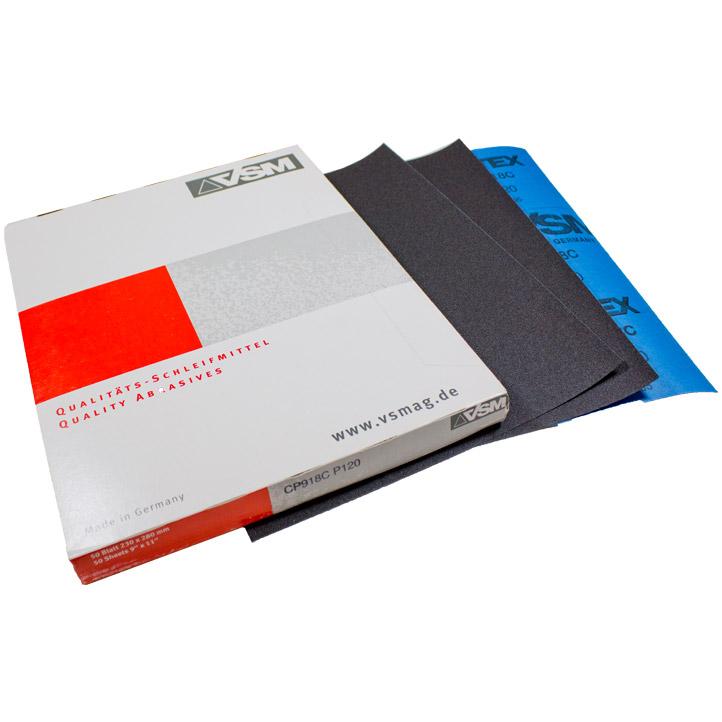 Wet Dry Paper Sheet 280x230mm Harbro Supplies Ltd