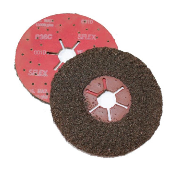 178mm Economy Spiracut Discs Harbro Supplies Ltd